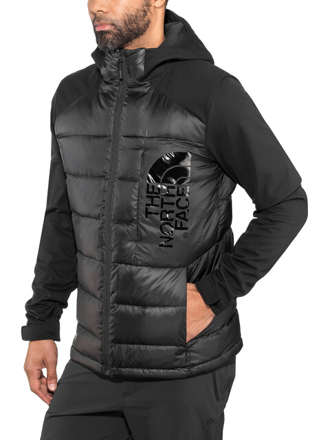 The North Face M's Peak Frontier Jacket TNF Black